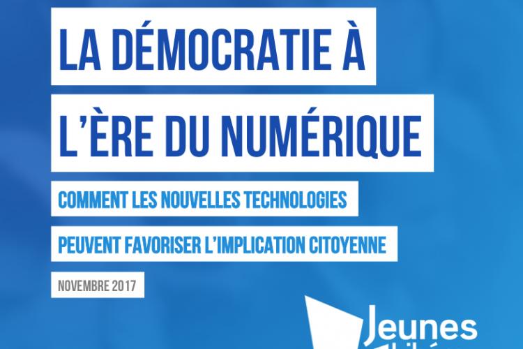 La démocratie à l'ère du numérique