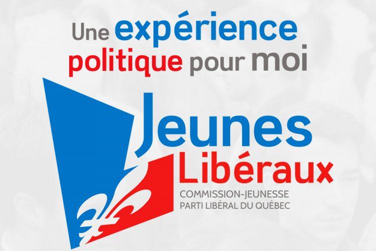 Les Jeunes libéraux, une expérience politique pour moi