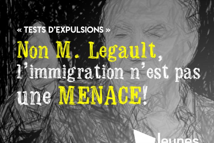 Non monsieur Legault, l'immigration n'est pas une menace